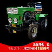 泾县农用单缸四驱大型拖拉耕地机 拓锐机械多功能四轮旋耕机