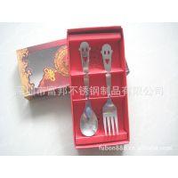 供应深圳餐具厂直销 佳节促销礼品 中国结餐具套装 2元礼品