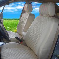 上汽荣威350S荣威550专车专用加厚四季车座套仿真丝汽车座套定做