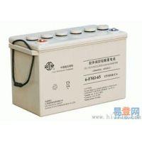 免维护电池 双登蓄电池6-GFM-50 价格