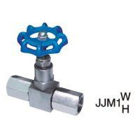 供应JJM1压力表截止阀 高压针形截止阀