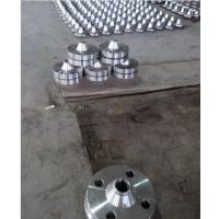 304 316L不锈钢带颈对焊法兰国标美标 WNRF高压凹凸面高颈