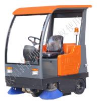 电动扫路车 路驰洁扫地机电瓶清扫机 驾驶式扫地车 道路清扫车