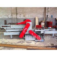【腾锐】新款圆木推台锯 多片锯 精密裁板机 厂家直销 客户可定做
