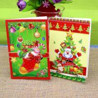 热销韩国创意 圣诞节贺卡批发 特价可爱礼品小卡片 送员工