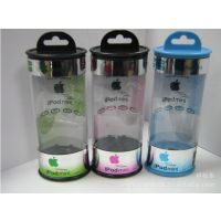 供应耳机透明塑胶包装盒  水晶盒包装 注塑盒