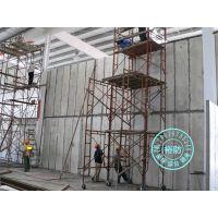 各类防爆墙专业施工流程安装