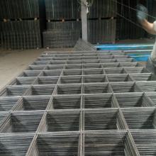 武汉屋面焊接钢丝网片规格-4mm镀锌钢丝网片工厂直营-湖北地坪铺设钢丝网片