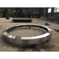 2.2米活性炭转炉轮带齿轮加工