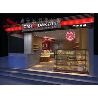合肥专业蛋糕店装修甜品烘焙店装修设计幸福从这里开始