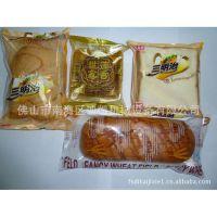 佛山迪凯生产厂家热销供应DK-450包子,小蛋糕包装机,充气面包包装机
