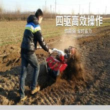 土壤耕整机械 多用途旋耕翻土机 润华除草犁地机
