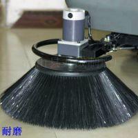 龙威制刷厂直销明诺电动扫地车毛刷盘 内孔25mm磨料圆盘刷边刷批发