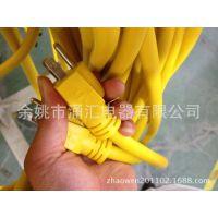 【电源线制造商】厂家定做美式标准认证环保材质UL插头电源线
