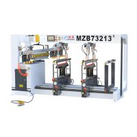 厂家直销 高效 稳定 质量可靠 木工机械排钻、驰强三排钻.