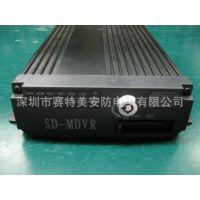 专业供应四路车载SD卡录相机 车载高清录像机 车载录像监控系统