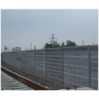 河北SK高架声屏障冲孔板高速声屏障厂家不锈钢10-60