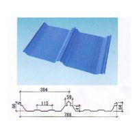 角驰压瓦机彩钢瓦设备788型兴益压瓦机厂