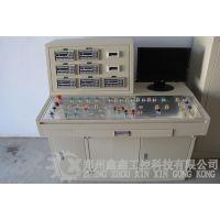 郑州鑫鑫工控HZS混凝土搅拌站控制系统