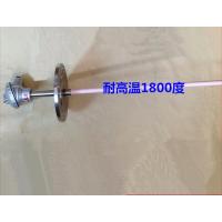 商华供应炼钢炉专用B型双铂铑热电偶WRR2-430