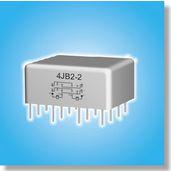 陕西中盛凯捷供应军品16小型磁保持继电器4JB2-2