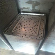 双桥定做专用不锈钢盘子 50*70尺寸 可定做