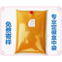厂家按客订做 透明无菌3L瓜子油5KG大豆油BIB袋 8升棕榈铝箔箱中袋 12千克调味品盒中袋