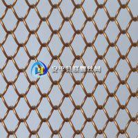 厂家直销铝合金金属网帘 金属装饰垂帘 不锈钢装饰网