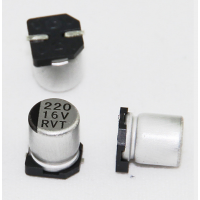 贴片铝电解电容供应商10UF 35V 4X5.4国产正品