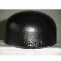 龙业供应DN200 PNa4.0 P22合金管帽 制造厂家 合金钢