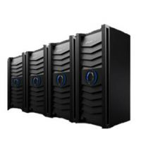 浪潮AS13000 (支持容量、性能的在线无限扩展,提供软硬件故障情况下的数据重建、远程容灾功能,是