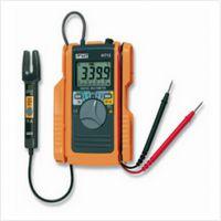 HT测试仪器 HT12-带AC+DC电流钳的数字万用表