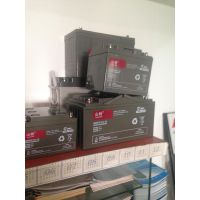 山特正品蓄电池12V全容量西安现货供应公司