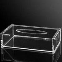 郑州亚克力抽纸盒定制加工
