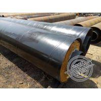 直埋蒸汽管道采用钢套钢保温管绝佳选择