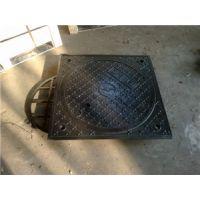 全国直供优质防沉降铸铁井盖 厂家直供