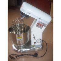 高速鲜奶搅拌机 打蛋机 奶昔机7升 全功能厨师机和面拌馅机