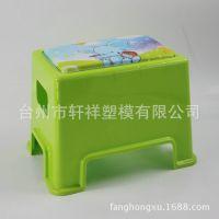 浙江日用注塑制品加工厂 塑料凳子15L水桶有现货开模注塑定制