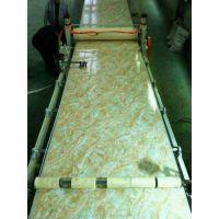 PVC仿大理石板材生产线青岛中瑞塑机