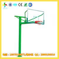吉首学校丁字形篮球架设计安装|永顺小区篮球架便宜出售