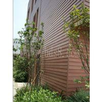 厂家直供防水生态木长城板