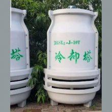 雄县小型塑料拉挤成模冷却污水专用圆塔 15吨采购 河北华强