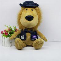 动物填充毛绒玩具狮子公仔厂家直销可定制
