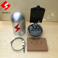 光缆金具 接头盒 铝合金光缆接续盒生产厂家 曲阜鲁电