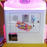 广州游戏机厂家供应欢乐跳跳跳儿童投币电玩游戏机儿童乐园游乐设备