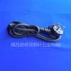 顺轩D1橡胶品尾1.5米电饭锅线电脑传真机连接线大功率纯铜电源线