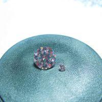 供应A级2.0mm小圆形白色锆石  锆石厂家专业生产