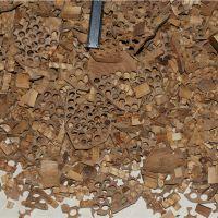 印度老山檀珠子下脚碎料檀香原木小木块料檀香香薰块用品