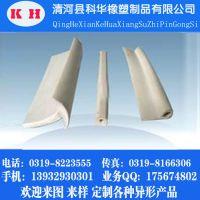 厂家供应 T型硅胶密封条 三元乙丙发泡条 PVC密封条 加工定制