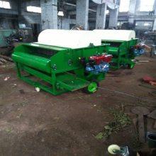 常州高产量毛豆采摘机操作视频 不破损的青豆脱荚机圣嘉制造